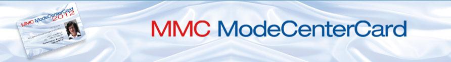 MMC ModeCenterCard